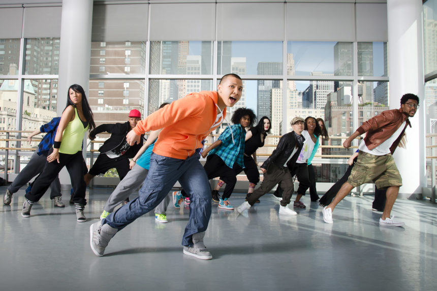 Old School Hip-Hop (Fundamentals)