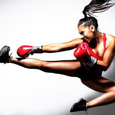 Rockin' Kickboxin' (Body Sculpt Bootcamp)