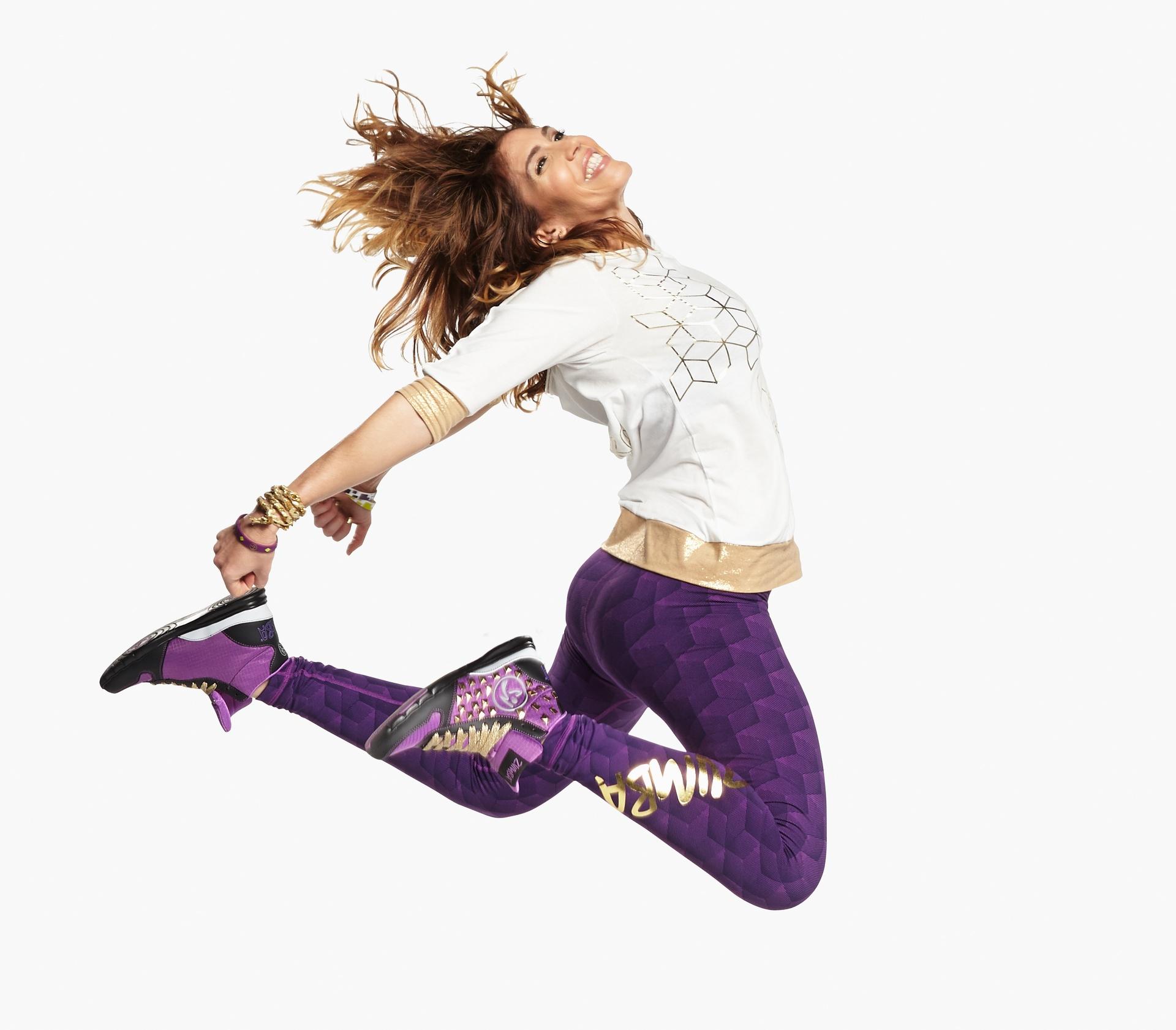 Zumba Rock Star Dance Fitness