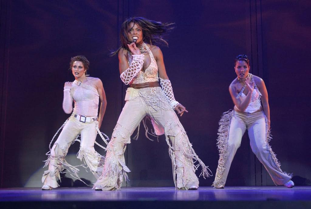 Janet Jackson Dance Party